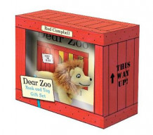 Dear Zoo Book and Toy Gift Set av Rod Campbell (Samlepakke)