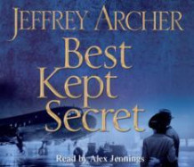 Best Kept Secret av Jeffrey Archer (Lydbok-CD)