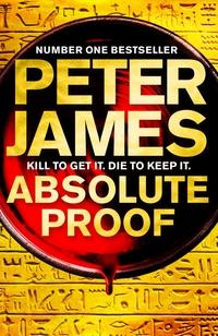 Absolute proof av Peter James (Heftet)