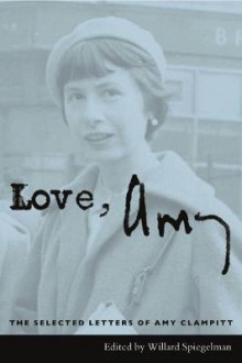 Love, Amy av Amy Clampitt (Heftet)