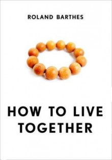 How to Live Together av Roland Barthes (Heftet)