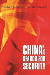 Omslag - China's Search for Security