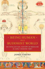 Omslag - Being Human in a Buddhist World