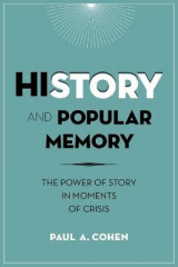 Omslag - History and Popular Memory