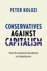 Omslag - Conservatives Against Capitalism