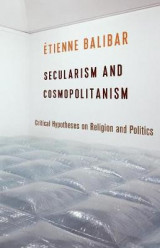 Omslag - Secularism and Cosmopolitanism