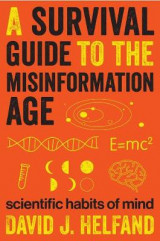 Omslag - A Survival Guide to the Misinformation Age