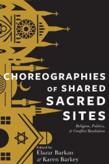 Omslag - Choreographies of Shared Sacred Sites