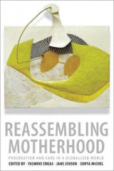 Omslag - Reassembling Motherhood