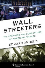 Omslag - Wall Streeters