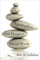 Omslag - Spirituality and Hospice Social Work