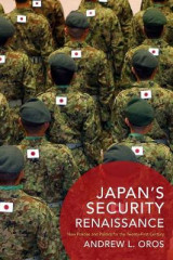 Omslag - Japan's Security Renaissance