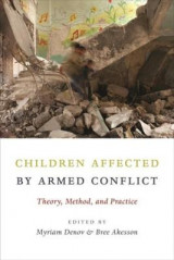 Omslag - Children Affected by Armed Conflict