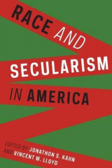 Omslag - Race and Secularism in America