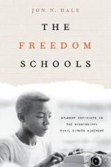 Omslag - The Freedom Schools