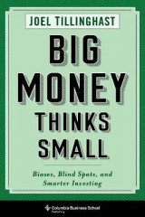 Omslag - Big Money Thinks Small