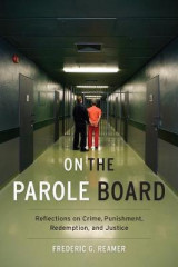 Omslag - On the Parole Board