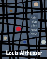 Omslag - Psychoanalysis and the Human Sciences
