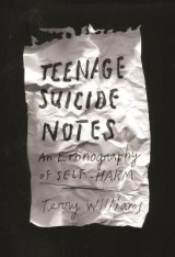 Omslag - Teenage Suicide Notes