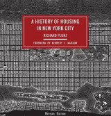 Omslag - A History of Housing in New York City