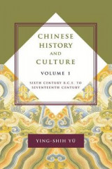 Omslag - Chinese History and Culture
