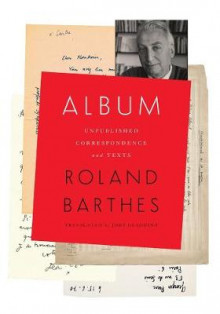 Album av Roland Barthes (Heftet)