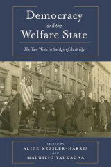 Omslag - Democracy and the Welfare State