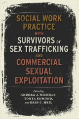Omslag - Social Work Practice with Survivors of Sex Trafficking and Commercial Sexual Exploitation