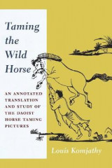 Omslag - Taming the Wild Horse