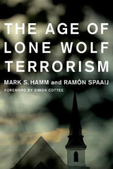Omslag - The Age of Lone Wolf Terrorism