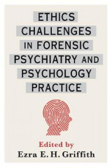Omslag - Ethics Challenges in Forensic Psychiatry and Psychology Practice