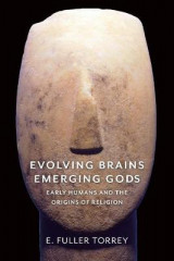 Omslag - Evolving Brains, Emerging Gods
