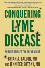 Omslag - Conquering Lyme Disease