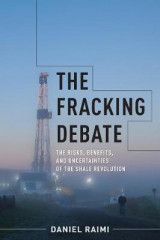 Omslag - The Fracking Debate