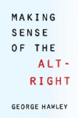 Omslag - Making Sense of the Alt-Right