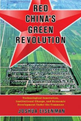 Omslag - Red China's Green Revolution