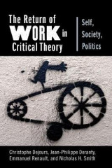 Omslag - The Return of Work in Critical Theory