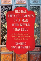Omslag - Global Entanglements of a Man Who Never Traveled