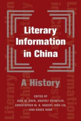 Omslag - Literary Information in China