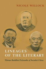 Omslag - Lineages of the Literary