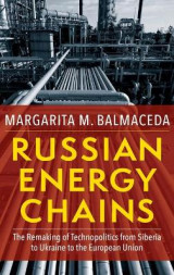 Omslag - Russian Energy Chains