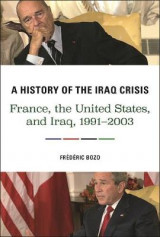 Omslag - A History of the Iraq Crisis