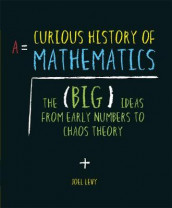 A Curious History of Mathematics av Joel Levy (Innbundet)