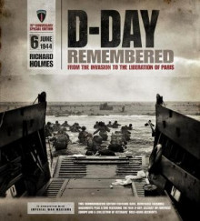 D-Day Remembered av Richard Holmes (Blandet mediaprodukt)