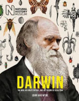Omslag - Darwin: The Man, his great voyage, and his Theory of Evoluti