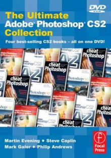 The Ultimate Adobe Photoshop CS2 Collection av Martin Evening, Steve Caplin, Mark Galer og Philip Andrews (DVD-ROM)