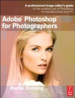 Omslag - Adobe Photoshop CS6 for Photographers