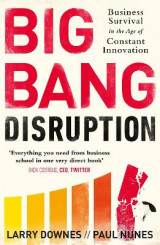 Omslag - Big Bang Disruption