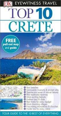 Dk Eyewitness Top 10 Travel Guide: Crete av Robin Gauldie (Heftet)