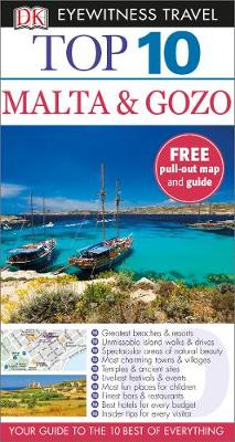 Dk Eyewitness Top 10 Travel Guide: Malta & Gozo av Mary-Ann Gallagher (Heftet)